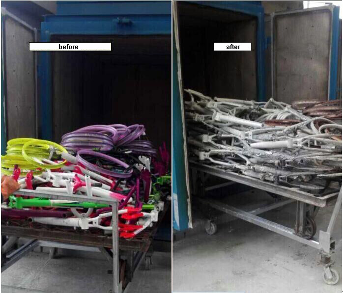 Thermal Cleaning Oven