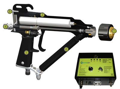 Electrostatic Spray Gun