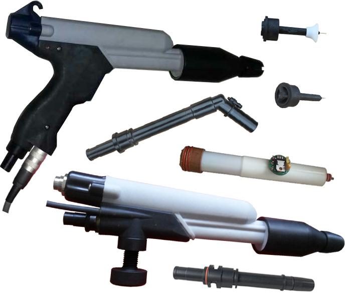 Eurotec Powder Coating Gun