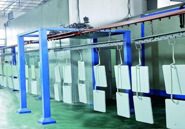 Mdf Powder Coating Equipment