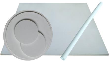 Fluidizing-Plate
