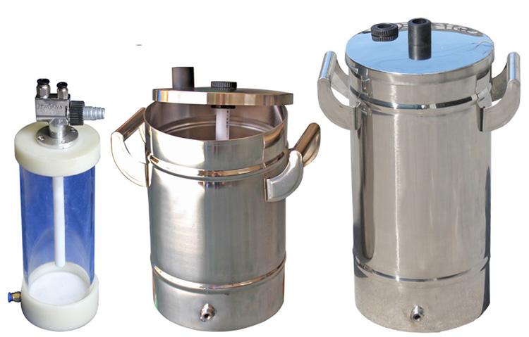 Powder Coating Fluidizer