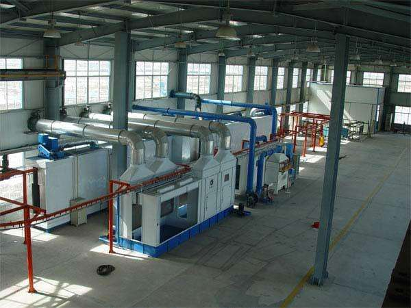 Best Automatic Powder Coating Plant